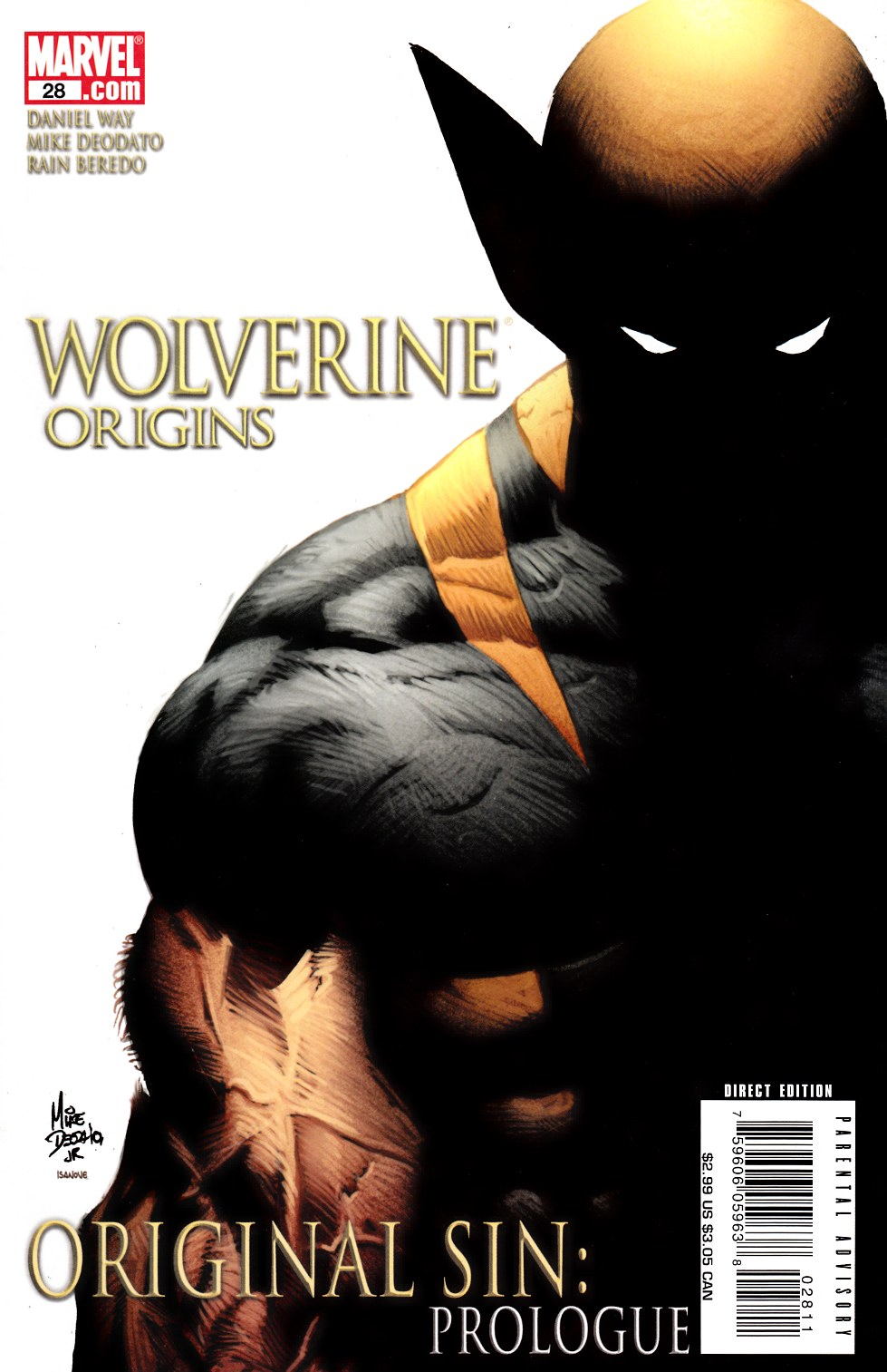 Wolverine Origins #28 Near Mint (9.4) [Marvel Comic] THUMBNAIL