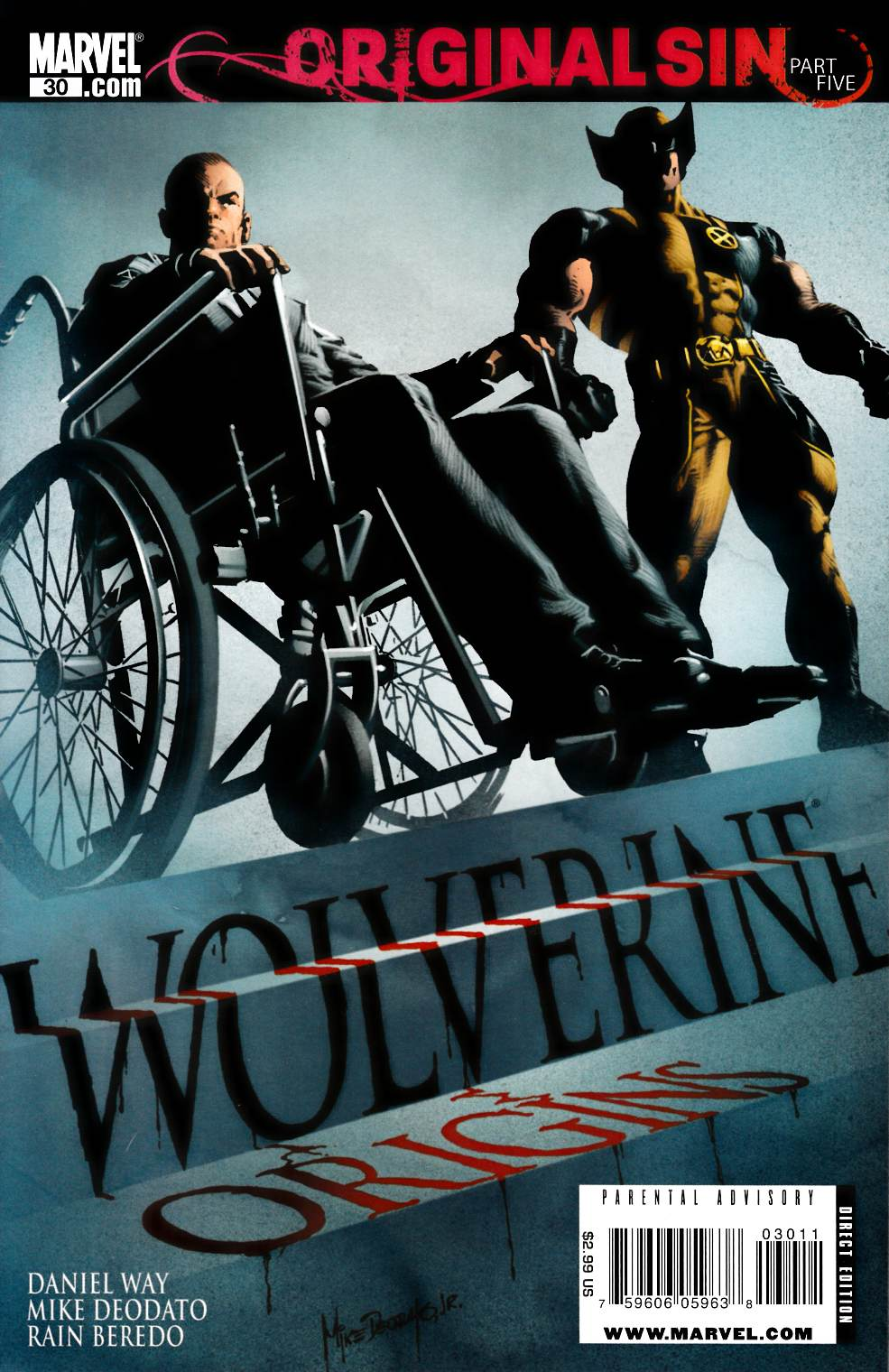 Wolverine Origins #30 Near Mint (9.4) [Marvel Comic] THUMBNAIL