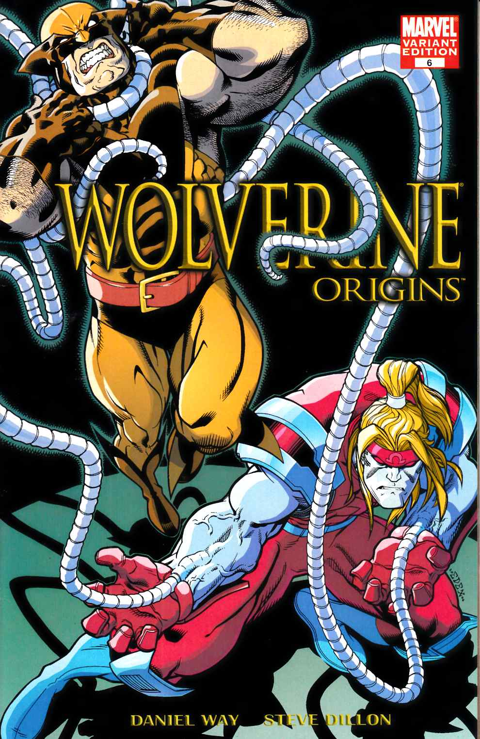 Wolverine Origins #6 Cover B Very Fine (8.0) [Marvel Comic] THUMBNAIL