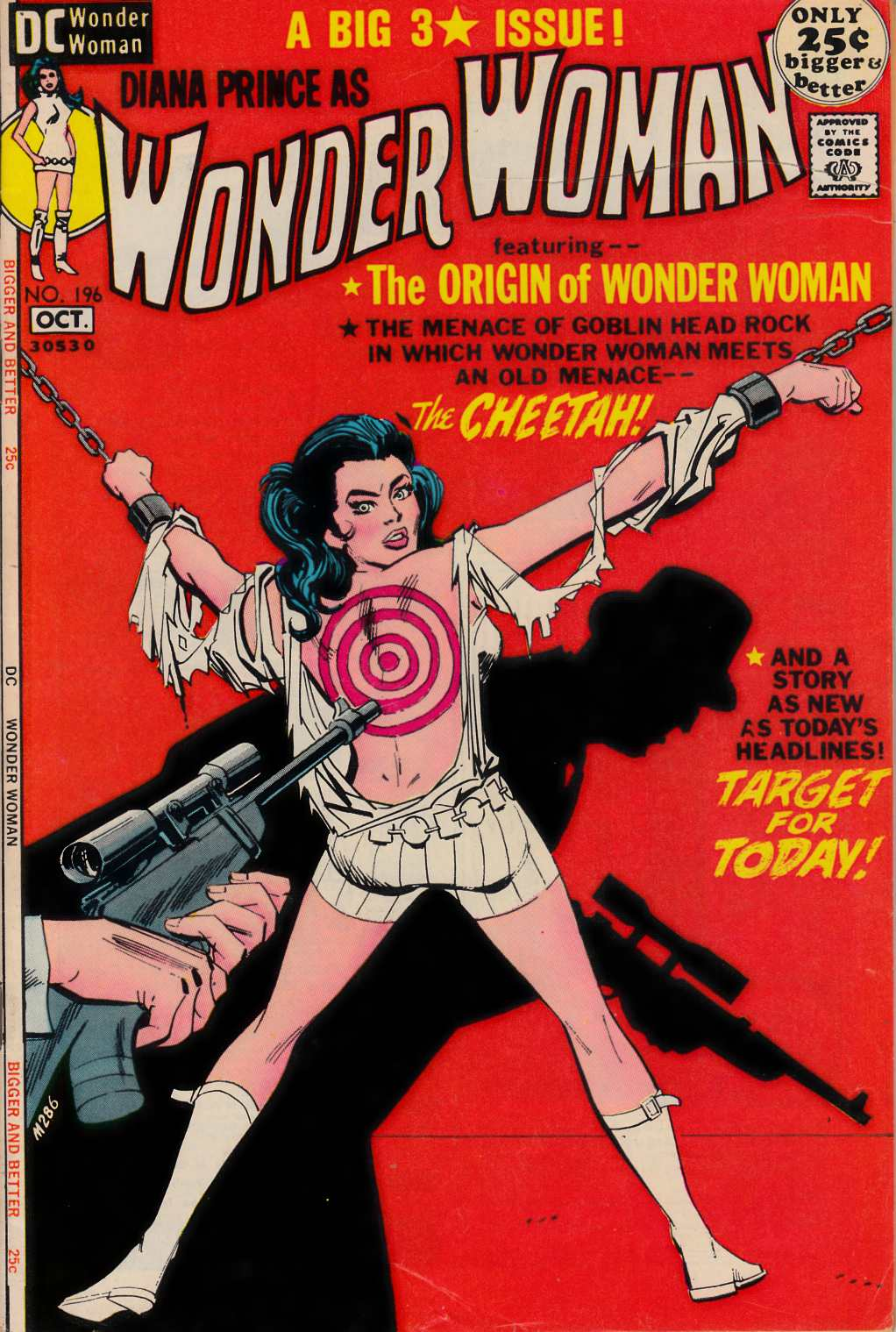 Wonder Woman #196 [DC Comic]