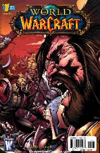 World Of Warcraft Special #1 (Cover B) LARGE
