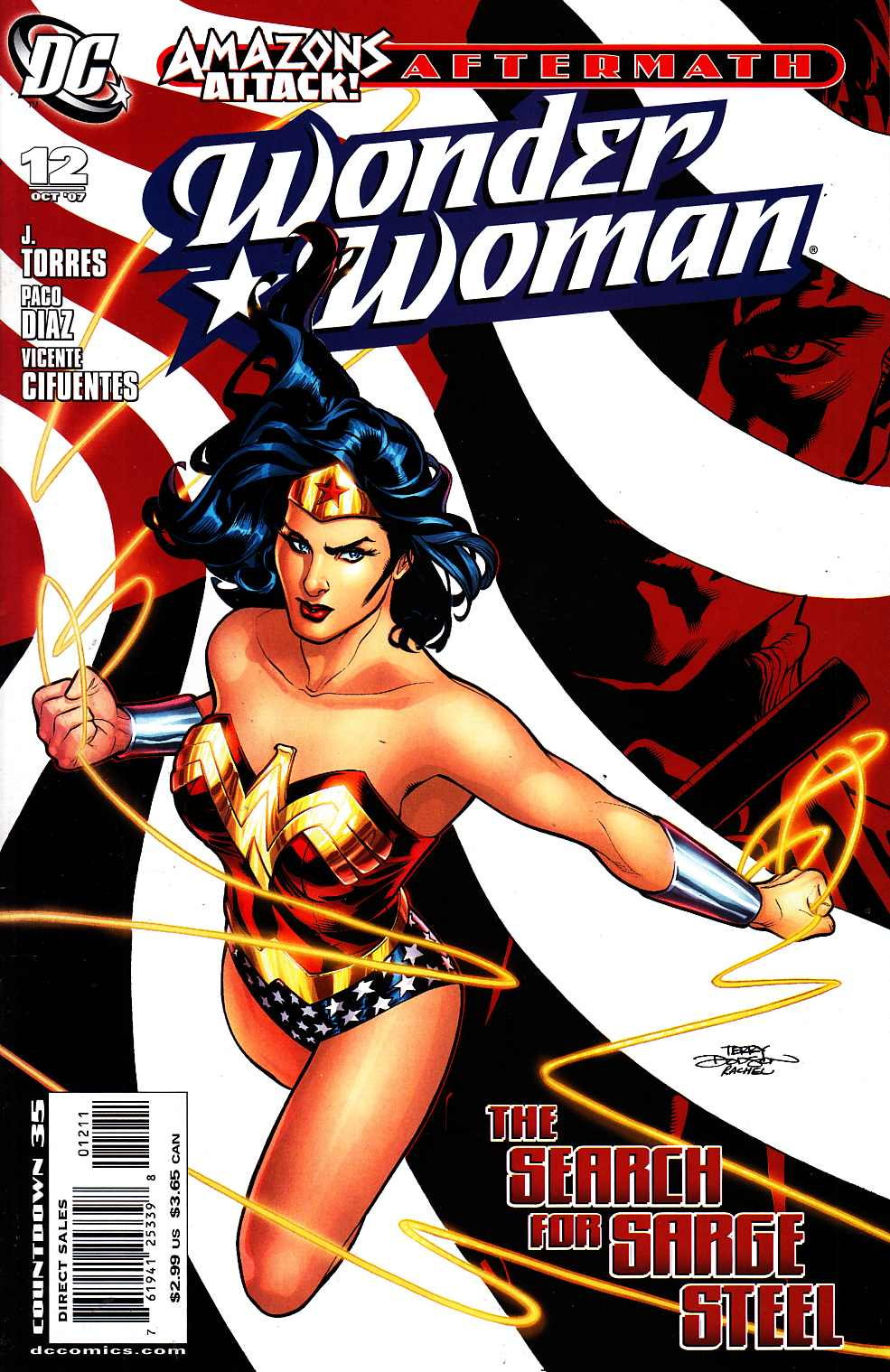 Wonder Woman #12 [DC Comic] LARGE