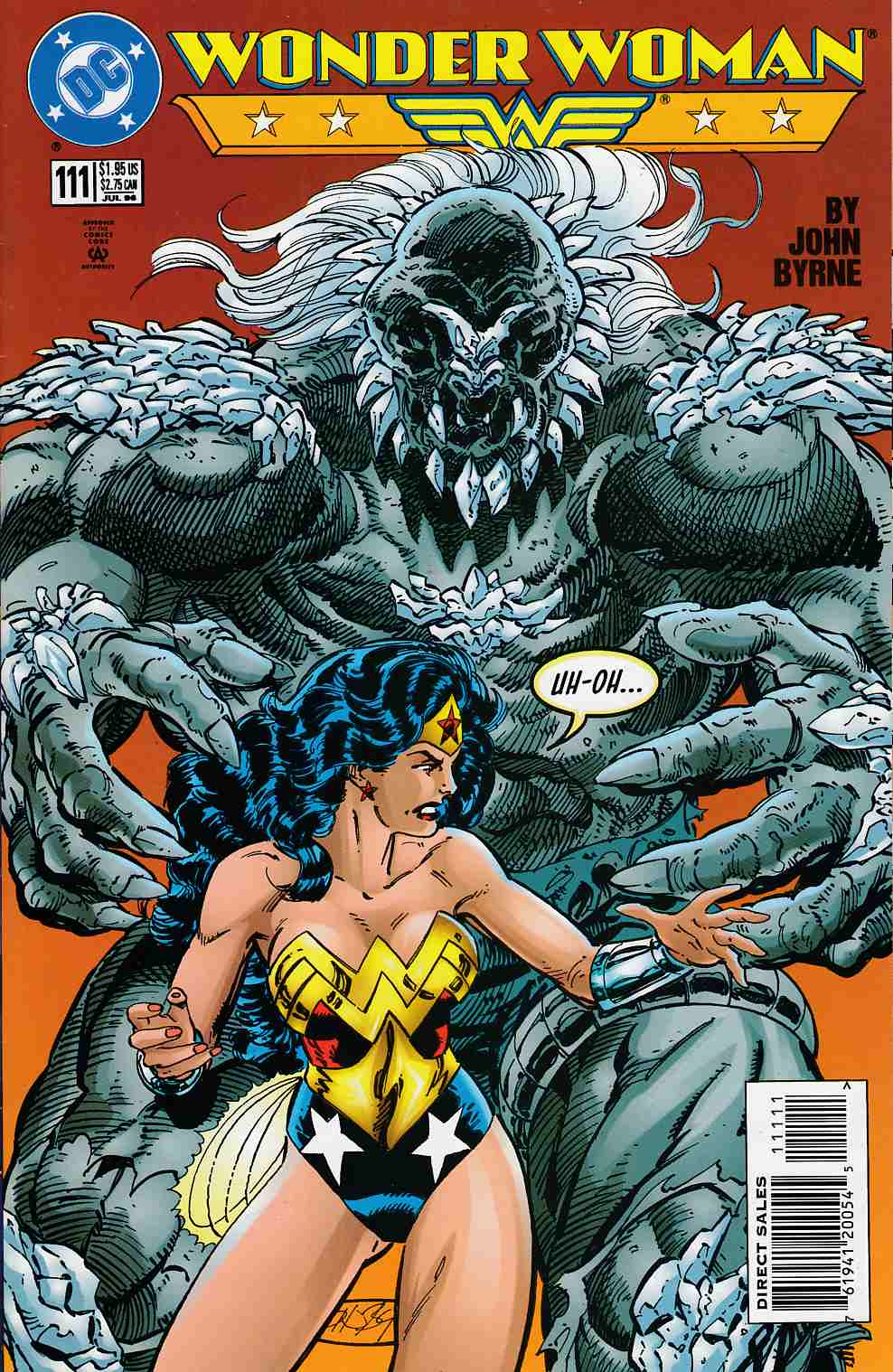 Wonder Woman #111 Very Fine (8.0) [DC Comic]_LARGE
