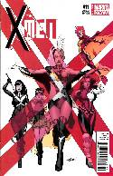 X-Men #11 Marquez Variant Cover [Comic] THUMBNAIL