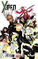 X-Men #1 Dodson Incentive Variant Cover [Comic] THUMBNAIL