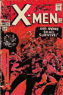 Uncanny X-Men #17 Very Good Minus (3.5) [Marvel Comic] THUMBNAIL