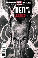 X-Men Legacy #1 Andrews Variant Incentive Cover [Comic] THUMBNAIL