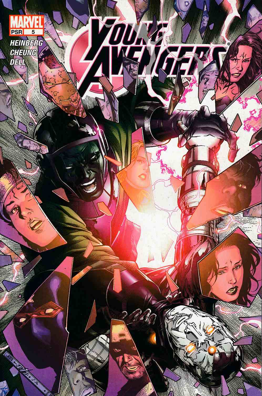 Young Avengers #5 Near Mint (9.4) [Marvel Comic]