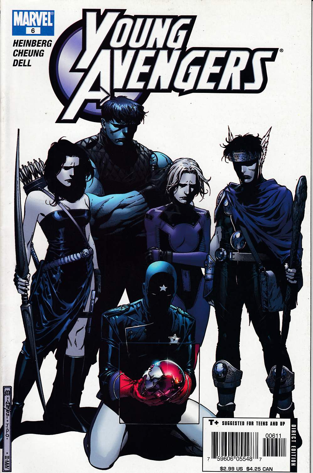 Young Avengers #6 Very Fine (8.0) [Marvel Comic]