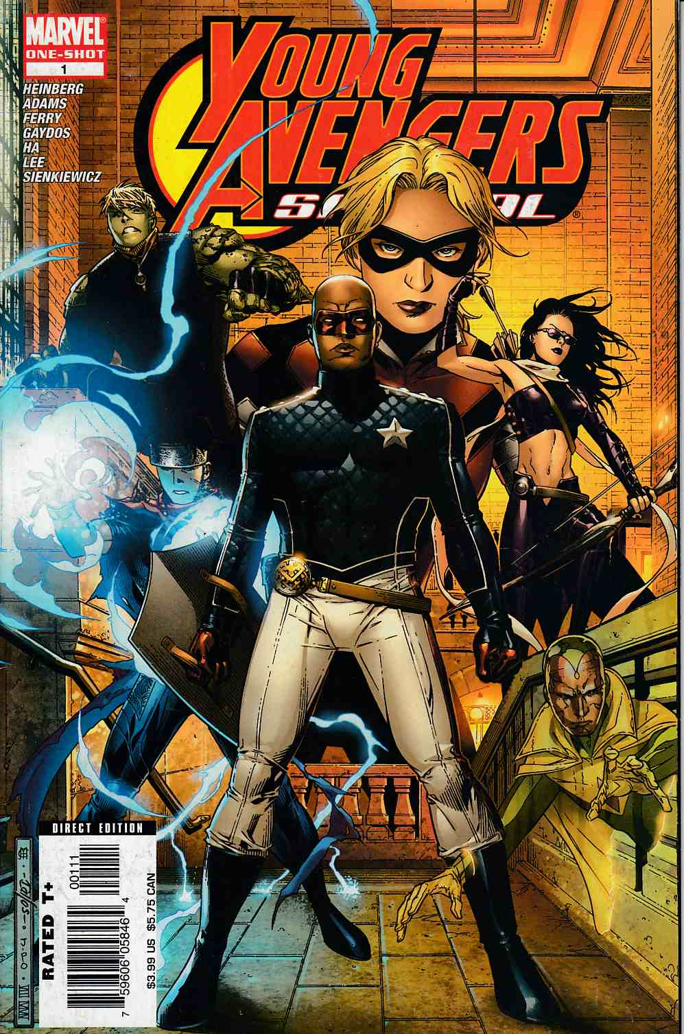 Young Avengers Special #1 Very Fine (8.0) [Marvel Comic]