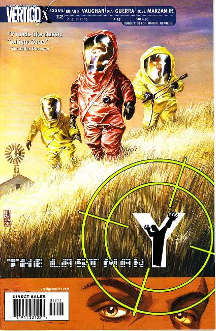 Y The Last Man #12 [DC Comic]_THUMBNAIL