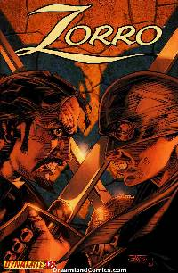 Zorro #18 (Snyder Cover) LARGE
