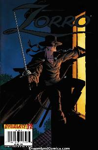 Zorro #17 (Wagner Cover) LARGE