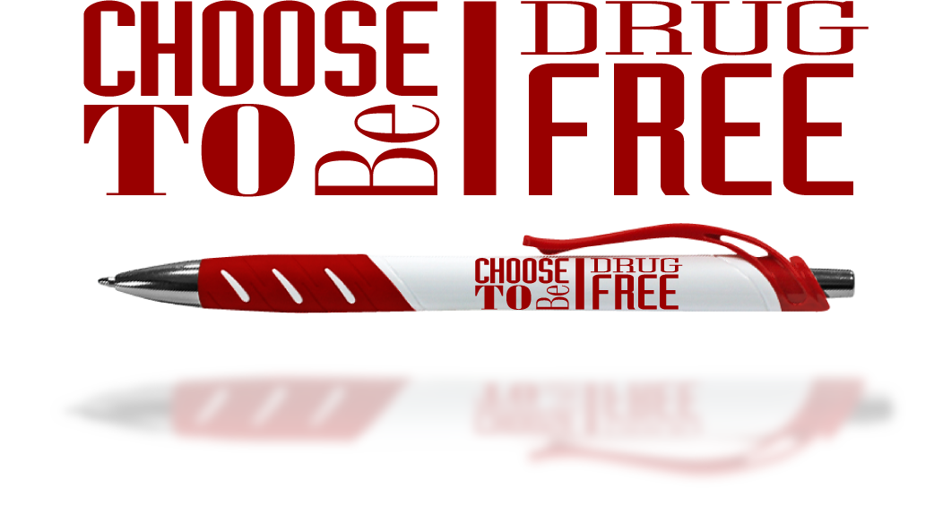 Click Pen: Choose to be Drug Free MAIN