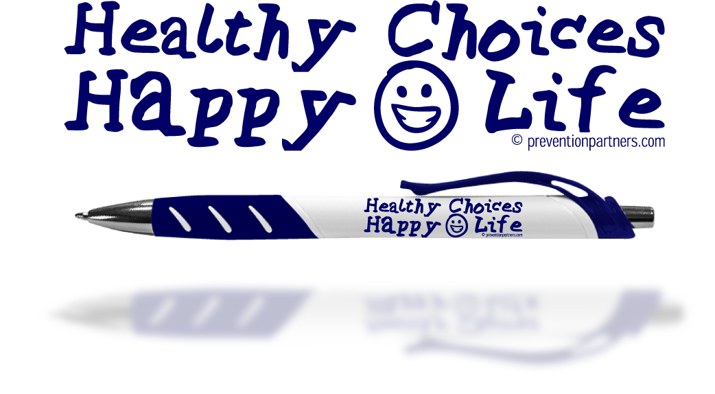 Click Pen: Healthy Choices Happy Life THUMBNAIL