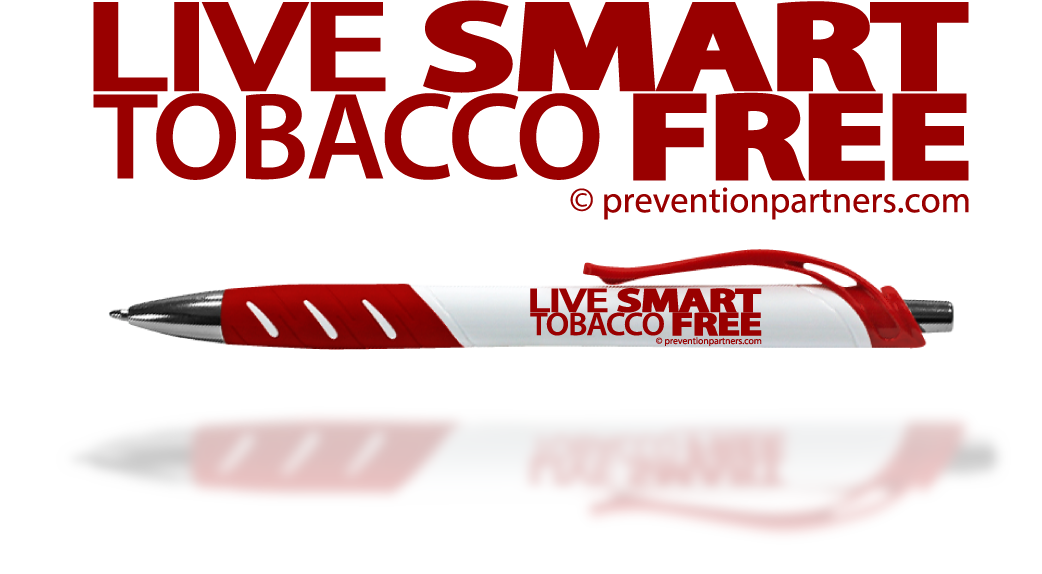 Click Pen: Live Smart Tobacco Free MAIN