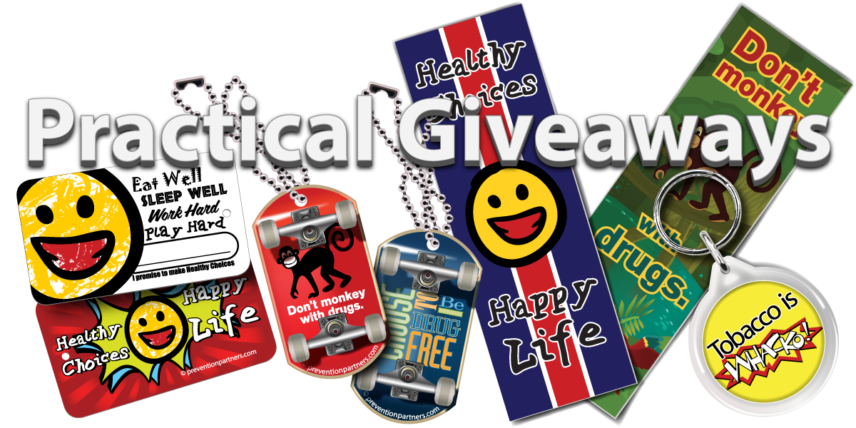 Practical Giveaways