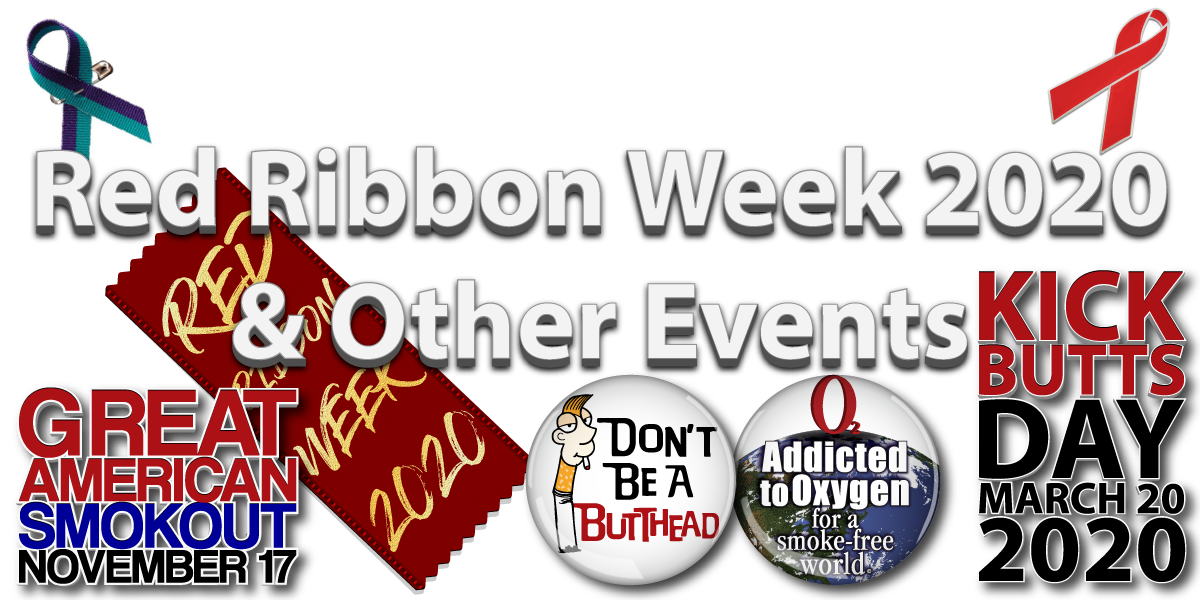 Red Ribbon Week 2019 and Other Events