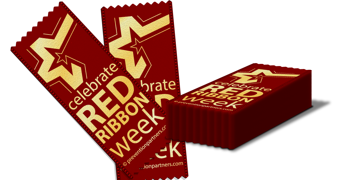 Red Ribbon: Celebrate Red Ribbon Week MAIN