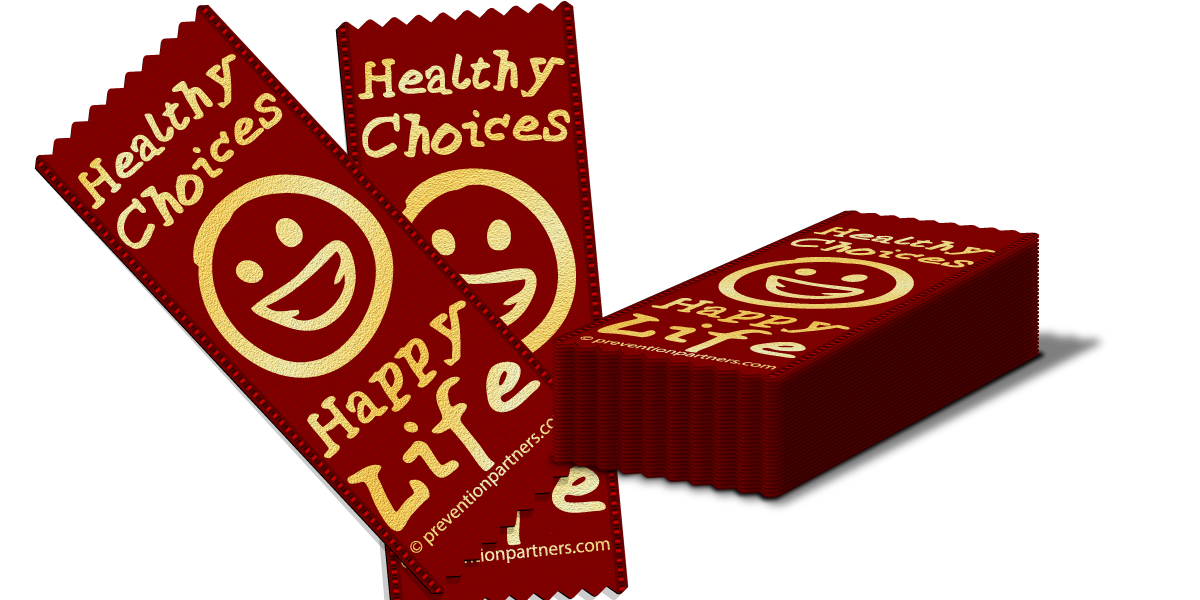 Red Ribbon: Healthy Choices Happy Life THUMBNAIL