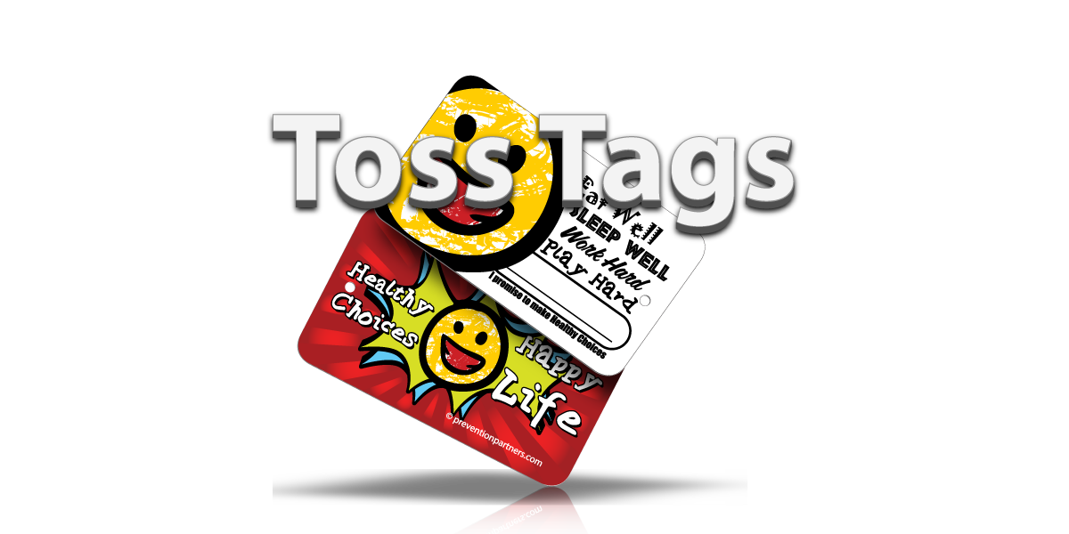 Toss Tags