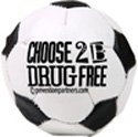 Soccer Kick Sack: Choose to be Drug Free THUMBNAIL