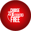 Stress Ball: Choose to be Drug Free THUMBNAIL