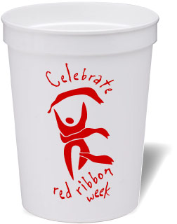 Stadium Cup: Celebrate Red Ribbon Week MAIN