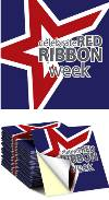 Sticker: Celebrate Red Ribbon Week THUMBNAIL