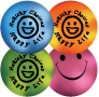 Mood Smiley Stress Ball: Healthy Choices Happy Life THUMBNAIL