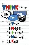Poster: THINK Before You Talk THUMBNAIL