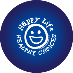 Stress Ball: Healthy Choices Happy Life MAIN