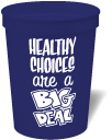 Stadium Cup: Healthy Choices are a BIG DEAL THUMBNAIL