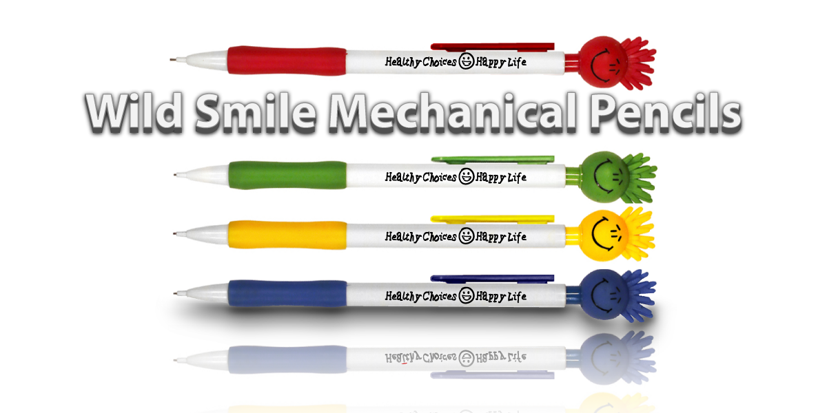 Wild Smile Mechanical Pencil