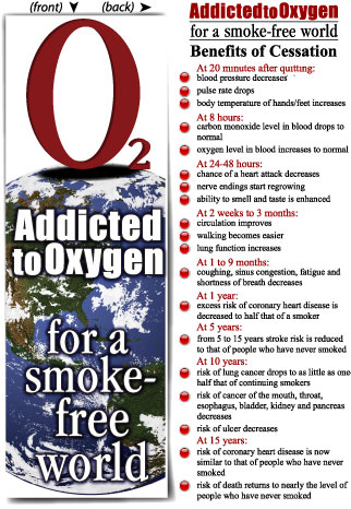 Bookmark: Addicted to Oxygen MAIN