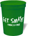 Stadium Cup: Get Smart Tobacco Free THUMBNAIL