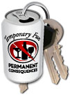 Dog Tag: Alcohol Temporary Fun THUMBNAIL