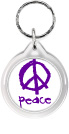 Zipper Tag: Peace THUMBNAIL
