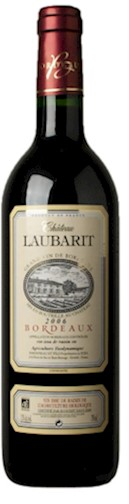 Chateau Laubarit Red Bordeaux 2011 THUMBNAIL