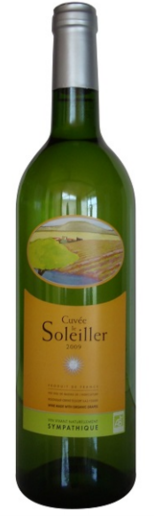 Le Soleiller White Jacques Frelin Vineyards LARGE