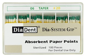 Dia-System GTP .06 Paper Points MAIN
