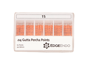 EdgeEndo .04 Gutta Percha Points™