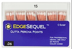 EdgeSequel™ .06 Gutta Percha Points™ MAIN