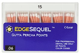 EdgeSequel™ .06 Gutta Percha Points™ THUMBNAIL