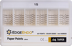 EdgeEndo .04 Paper Points™