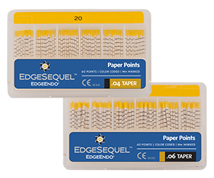 EdgeSequel™ .06 Paper Points™