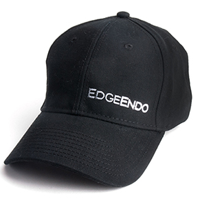 Black Edge Endo Cap