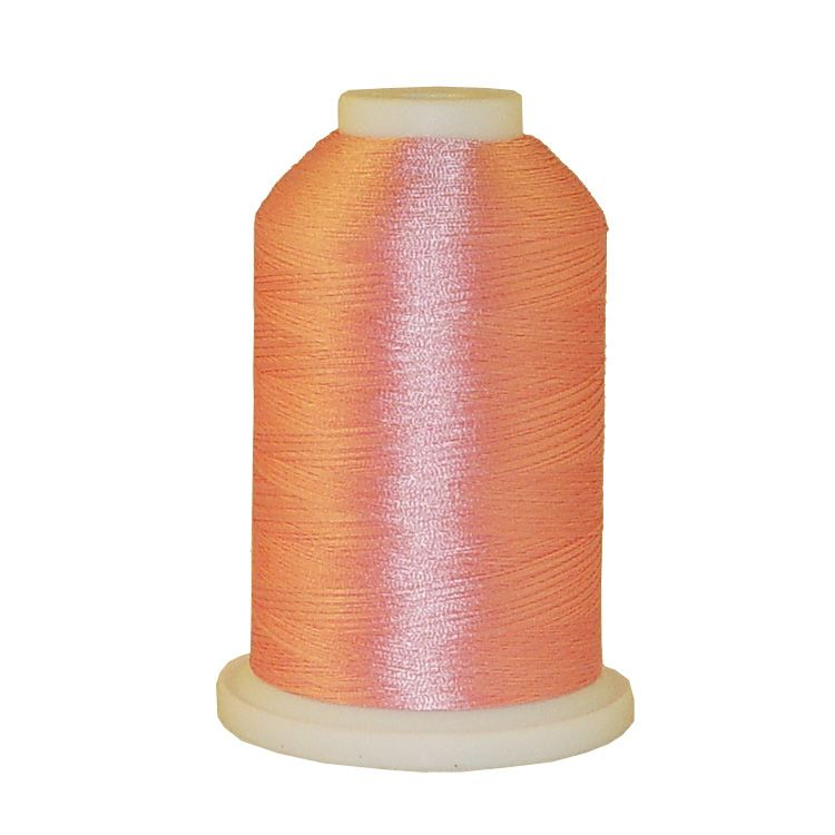 Bedtime Pink # 1002 Iris Trilobal Polyester Machine Embroidery & Quilting Thread - 5500 Yds