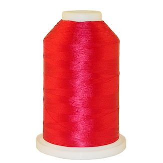 Bright Azalea # 1012 Iris Polyester Embroidery Thread - 1100 Yds