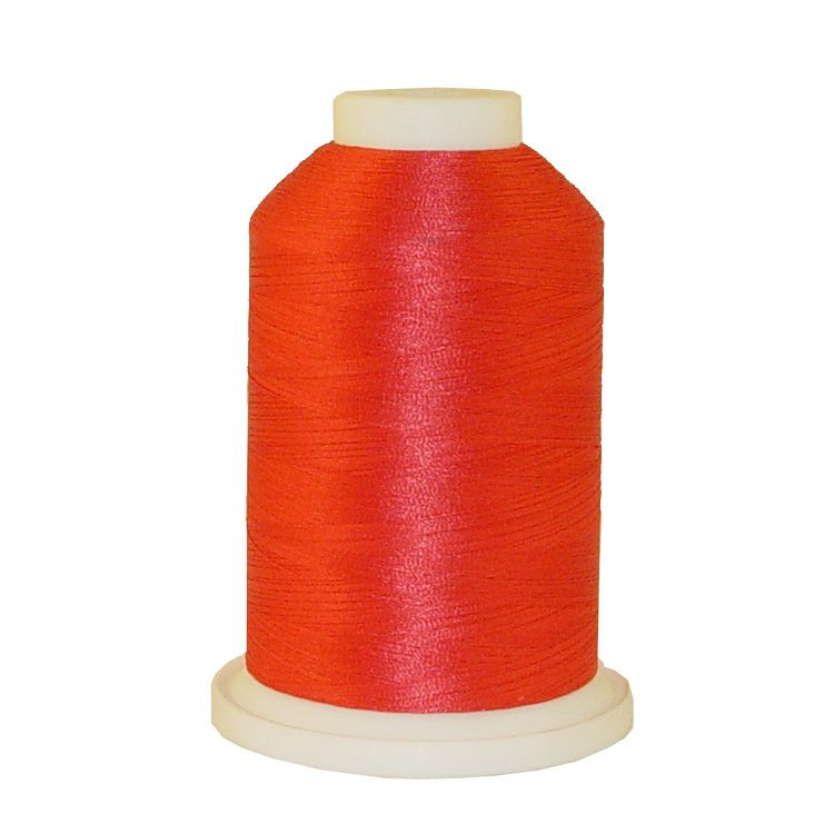 Water Melon # 1014 Iris Trilobal Polyester Machine Embroidery & Quilting Thread - 5500 Yds